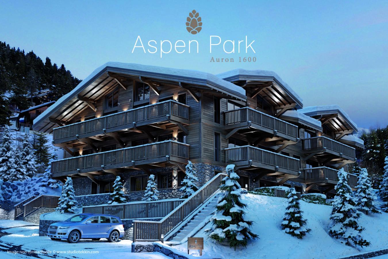 construction auron bet saladino Aspen Park
